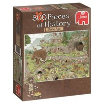 500 Pieces of History - Stone Age (500)