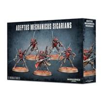 Adeptus Mechanicus: Sicarian Ruststalkers/Infiltrators