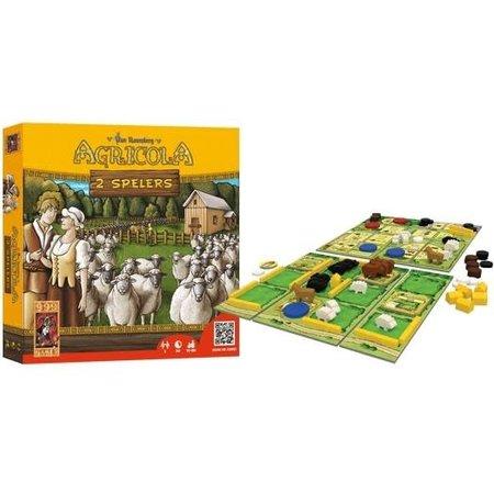 999-Games Agricola: 2 spelers