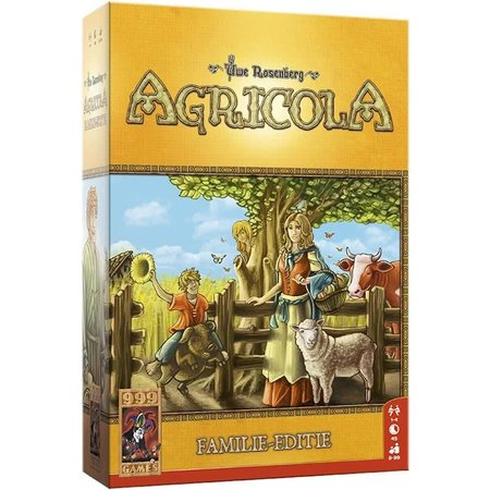 999-Games Agricola: Familie-Editie