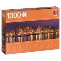 Amsterdam Skyline (1000)