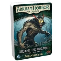 Arkham Horror LCG: Curse of the Rougarou