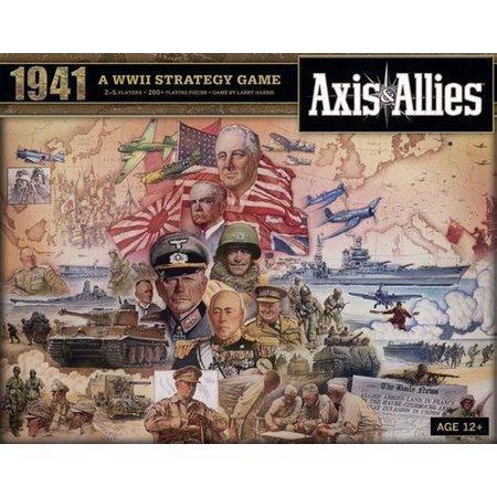 Avalon Hill Axis & Allies 1941 BS