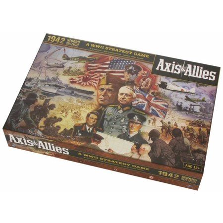 Avalon Hill Axis & Allies 1942 2nd Edition BS