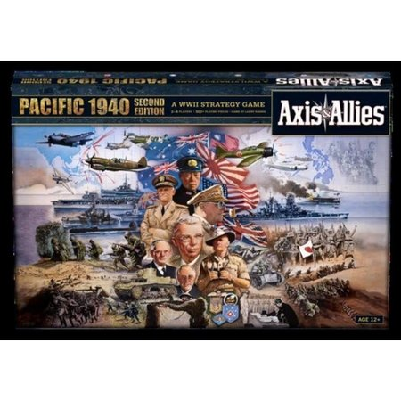 Avalon Hill Axis & Allies Pacific 1940