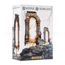 Age of Sigmar Terrain: Baleful Realmgates
