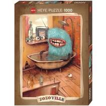 Bathtub Zozoville puzzel (1000)