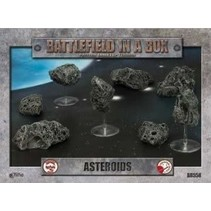 Battlefield in a Box: Astroids
