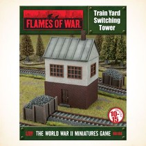 Battlefield in a Box: Train Yard Switching Station