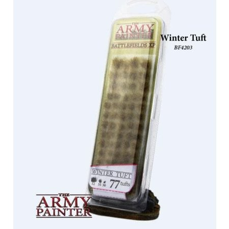 Army Painter Battlefield Winter Tuft