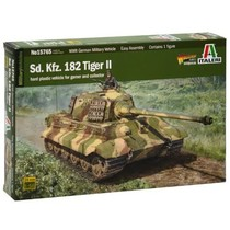 Bolt Action: Sd. Kfz. 182 Tiger II (King Tiger)