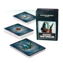 Warhammer 40,000 8th Edition Datacards Xenos: Aeldari Craftworlds