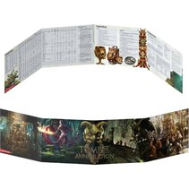 D&D 5.0: Tomb of Annihilation GM screen