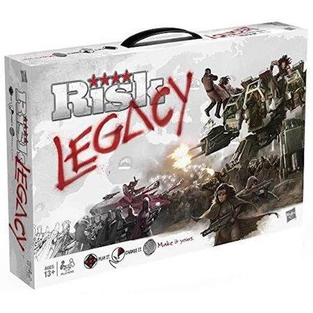Avalon Hill Risk Legacy