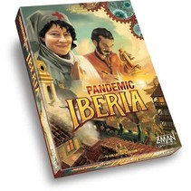 Pandemic Iberia (Collector's Edition)