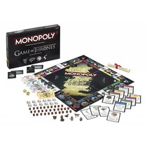 Monopoly Game of Thrones - Collectors Edition