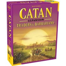 Settlers of Catan 5th Edition Traders and Barbarians
