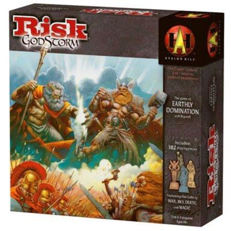 Avalon Hill Risk : Godstorm