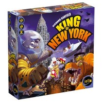 King of New York (Engels)