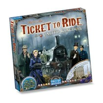 Ticket to Ride - United Kingdom (Map Collection 5)