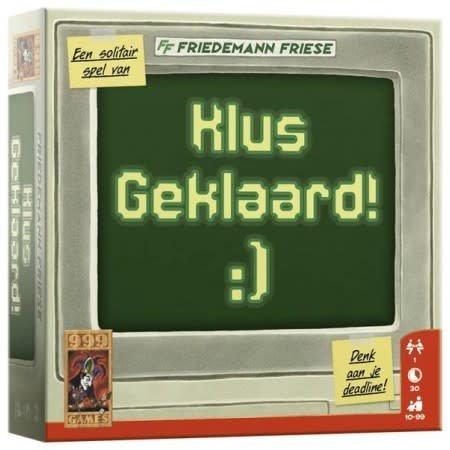 999-Games Klus Geklaard