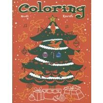 Coloring: Kerst
