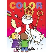 Sint color (kleurboek)