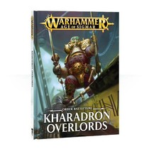 Age of Sigmar 2nd Edition Rulebook Order Battletome: Kharadron Overlords (SC)