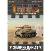Tanks: Sherman (Early) Tank Expansion
