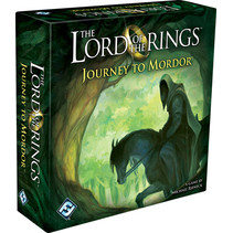 Lord of the Rings: Journey to Mordor dice game