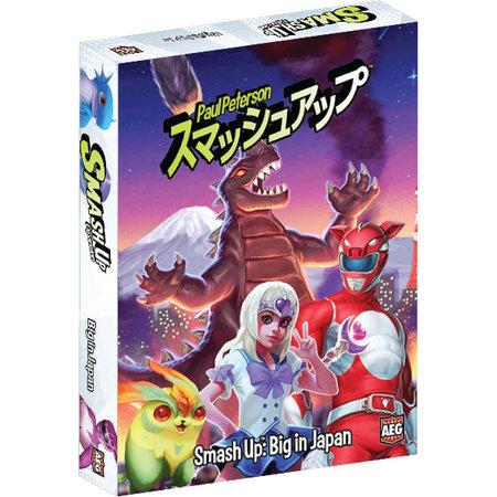 Alderac Entertainment Smash up! Big in Japan