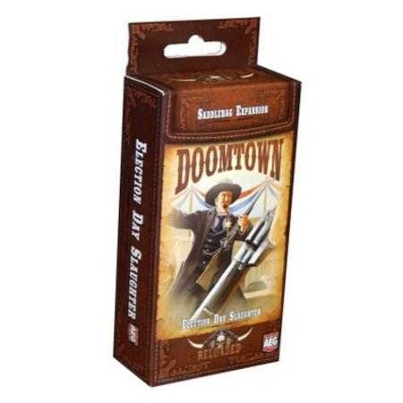 Alderac Entertainment Doomtown Reloaded: Election Day Slaughter