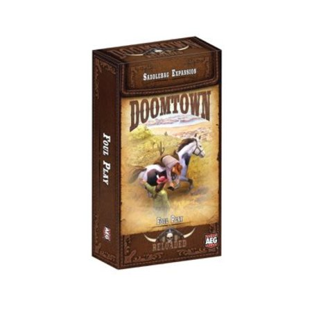 Alderac Entertainment Doomtown Reloaded: Foul Play