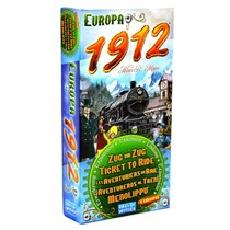 Ticket to Ride - Europa 1912