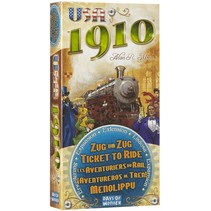 Ticket to Ride USA 1910 uitbreiding