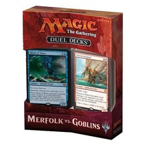 Magic Duel Deck: Merfolk vs. Goblins