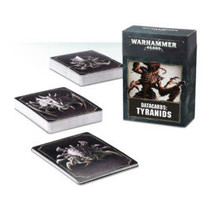 Warhammer 40,000 8th Edition Datacards Xenos: Tyranids