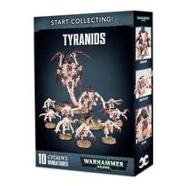 Warhammer 40,000 Xenos Tyranids Start Collecting Set