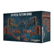 Warhammer 40k Terrain: STC Ryza-Pattern Ruins