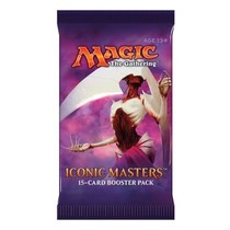 MTG IMA Iconic Masters Booster
