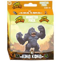 King of Tokyo Monster Pack 2: King Kong