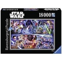Star Wars Galactische Tijdreis (18000)