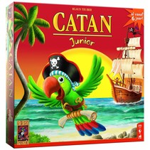 Kolonisten van Catan Junior Editie