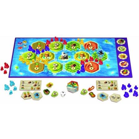 999-Games Kolonisten van Catan Junior Editie