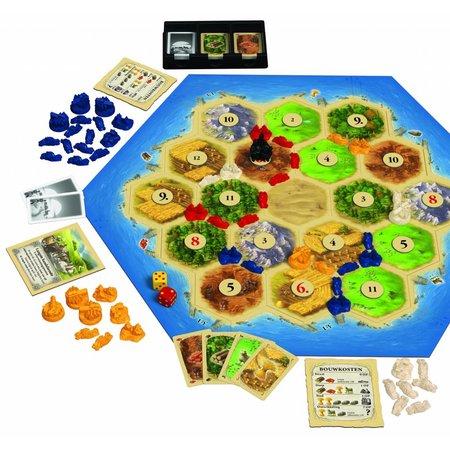 999-Games Kolonisten van Catan Nieuwe Editie