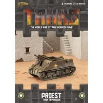 Tanks: Priest Expansion