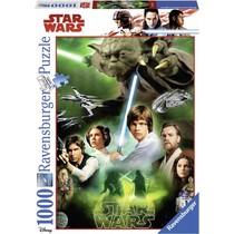 De helden van Star Wars (1000)