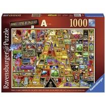 Awesome Alphabet A (1000)