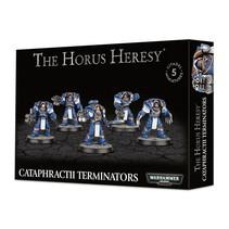The Horus Heresy: Cataphractii Terminators