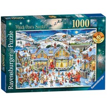 Which One's Santa Limited Edition (1000)